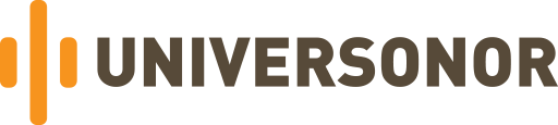 logo studio enregistrement universonor
